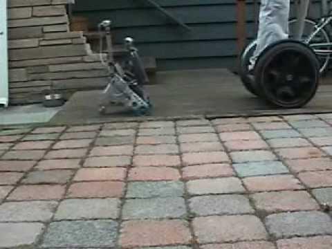 robot mama