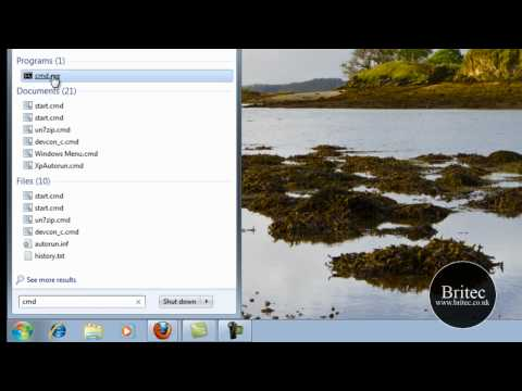 How to Configure a Static IP Address in Windows and Router by Britec