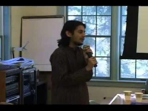 "Islam and Politics in a Globalizing World - Pt 1 - ""What it means to be a Muslim"""