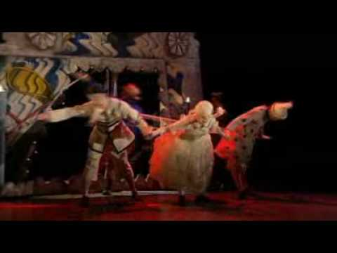 Trailer: Christmas 2007 at the Royal Opera House