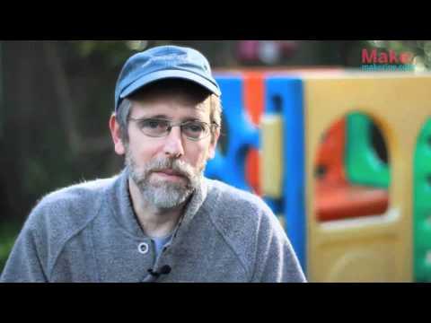 Maker Pioneers: Kurt Fleischer, Water Totter