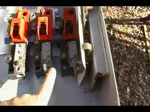 Generator Transfer Switch 200 Amp For Free