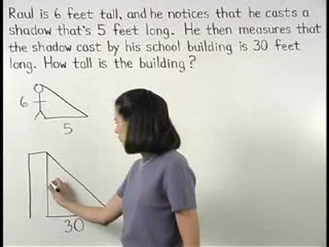 Geometry Problem Solver - YourTeacher.com - 1000+ Online Math Lessons