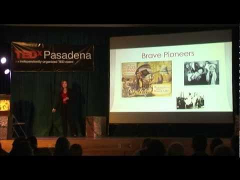 TEDxPasadena - Pauletta Walsh - Arise and Shine - 2020