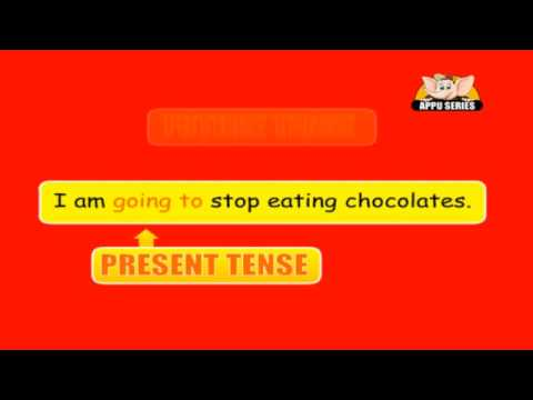 English Grammar  - Learn Tenses