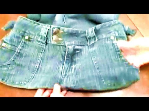 How-To Make a Jean Purse, Threadbanger