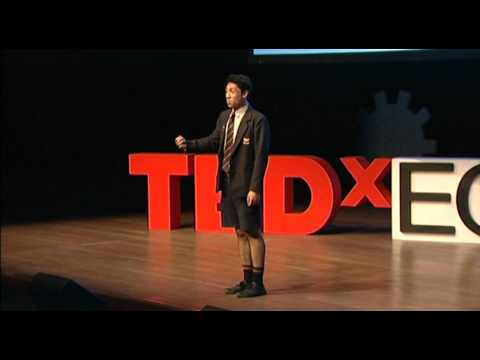 Brown Brother: Joshua Iosefo at TEDxEQChCh