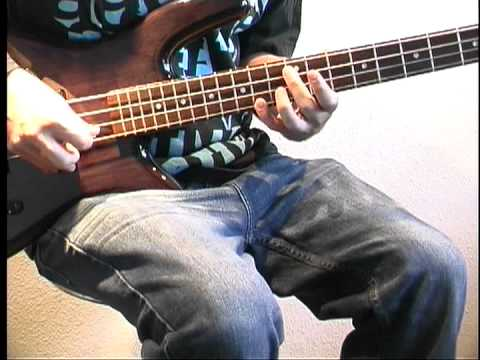 "How to Play the Intro and Chorus to ""Sweet Emotion"" by Aerosmith on Bass Guitar"