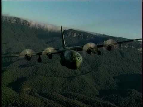 1996 C-130 Hercules Video
