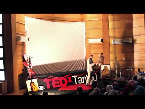 TEDxTantaU - Aziz Doss - Future of healthcare in Egypt