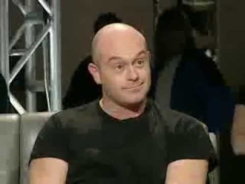 Top Gear - Ross Kemp interview - BBC