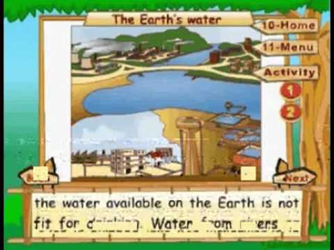 Learn Series - The Earths Water - Kids Animation