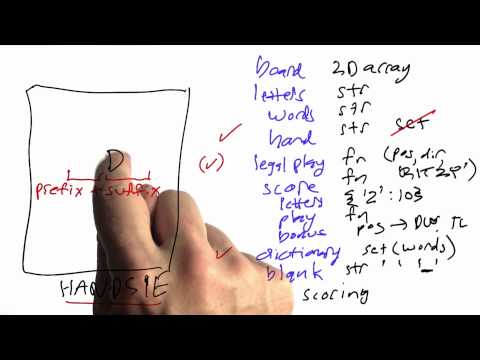 Add Suffixes - CS212 Unit 6 - Udacity