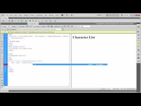 Using Loops for Repetitive Actions