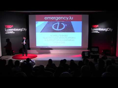 Marc Bichler: When ICT Saves Lives at TEDxLuxembourgCity