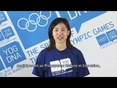 Young Ambassador - Hong Kong - Sherry Tsai - Singapore 2010 Youth Olympic Games