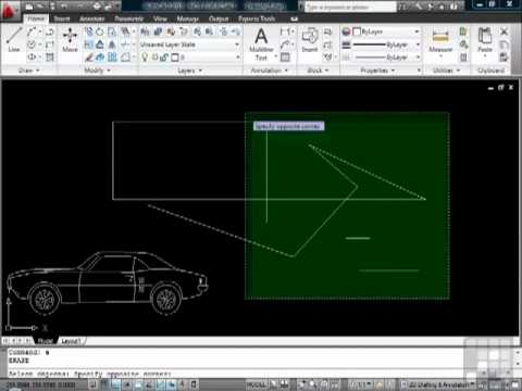 AutoCAD Tutorial - Function Keys and Command Aliases
