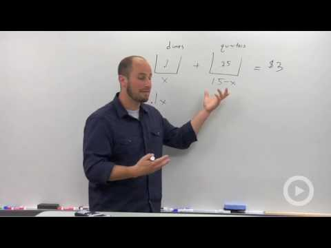 Applied Linear Equations: Collection Problem