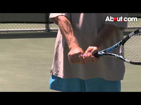 Tennis: The Basic Two-Handed Backhand