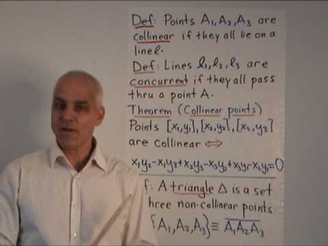 MathFoundations24: The basic framework for geometry (II)