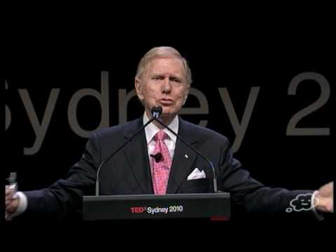 TEDxSydney - Michael Kirby - Asks Religious Leaders & God Botherers to Change their Messages