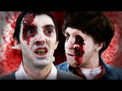 Zombie vs. Zombie : Original Short