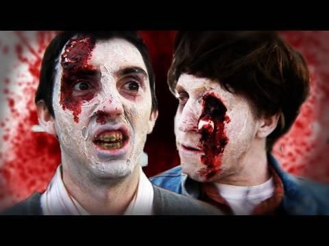 Zombie vs. Zombie : Original Short