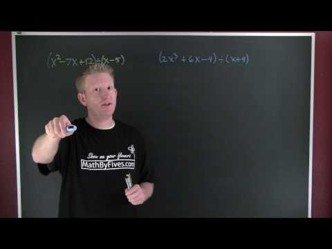 Polynomial Long Division.mov