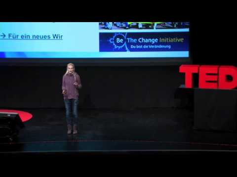 TEDxRheinMain - Dunja Burkhardt - From Outer Change to Inner Change: The Story of Us
