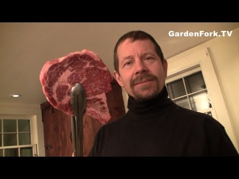 How To Cook Steak GardenFork.TV