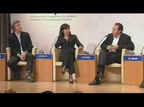 Davos Open Forum 2008 - Virtual Worlds - Fiction or Reality?