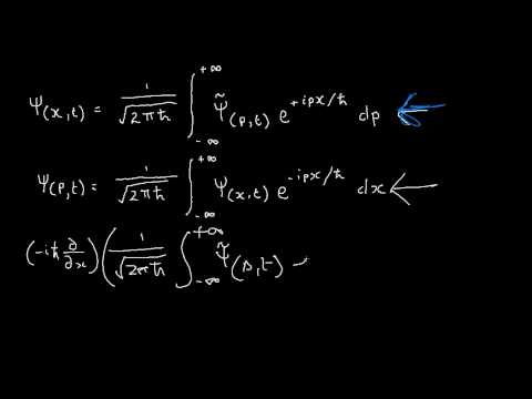 Quantum Mechanics 016: Expectation values