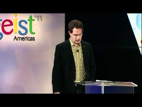 Highlights - Re-thINC - Neil Turok at Zeitgeist Americas 2011