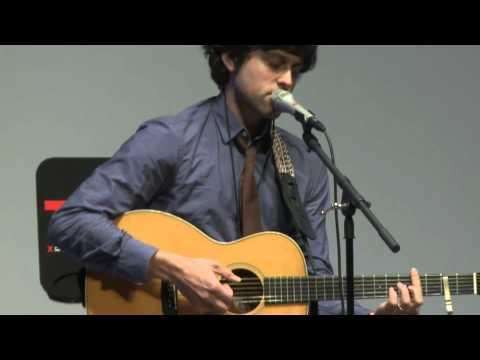 David Berkeley - TEDxSF - Musical Performance