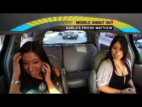 "Cash Cab Chicago - Mobile ""Shout Out"""