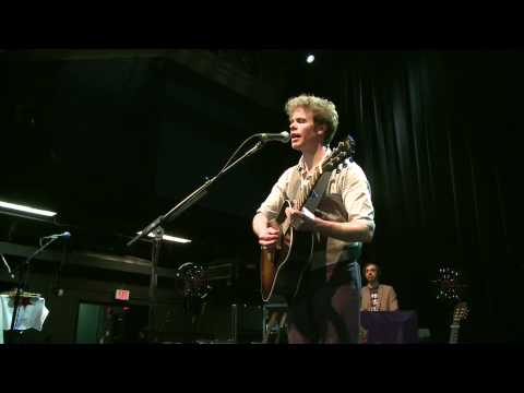 Josh Ritter Performs 'The Curse'