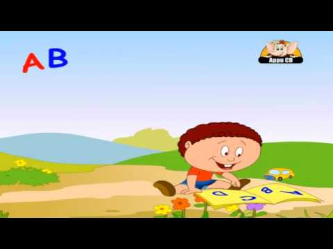 Nursery Rhyme - The Alphabet Song