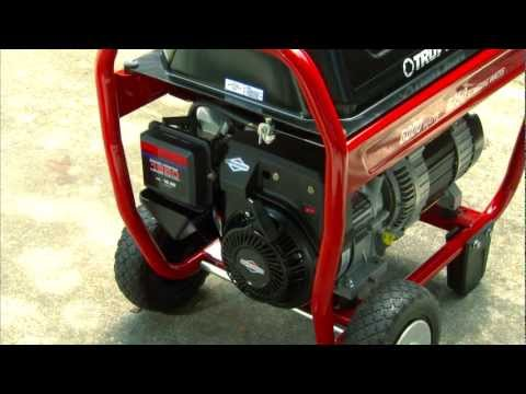 Emergency Portable Generators - Hurricane Preparedness