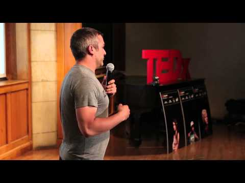 TEDxNewHaven - Ben Berkowitz - Love the Town You're With
