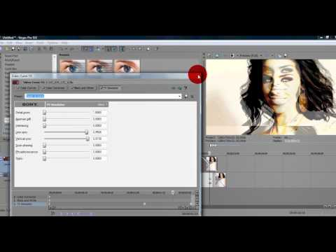 Sony Vegas Tutorial ll Effect #41