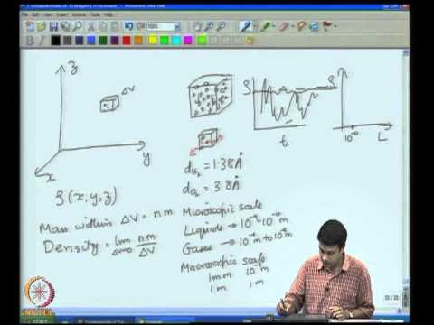 Mod-02 Lec-05 Continuum description
