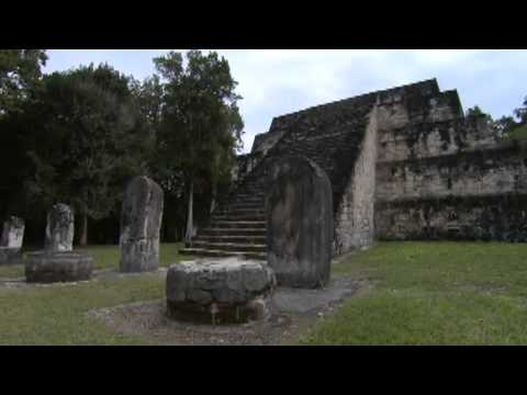 The Coolest Stuff On The Planet- Tikal