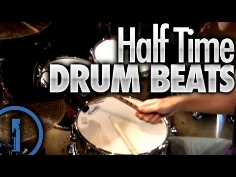 Half Time Drum Beats