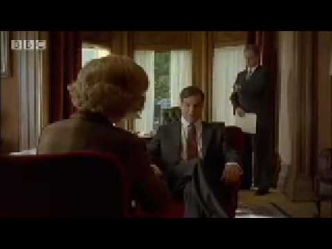 Meeting Prime Minister Margaret Thatcher - The Conrad Black Story - BBC
