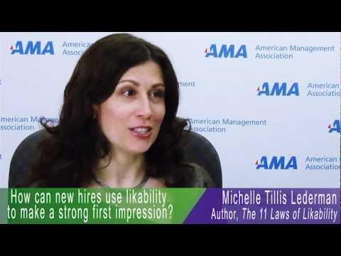 Three Questions for Michelle Tillis Lederman