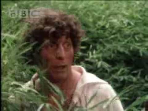 Hand grenade trap - Dr Who - BBC sci-fi