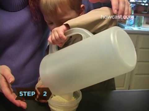 How To Teach a Preschooler To Pour a Beverage