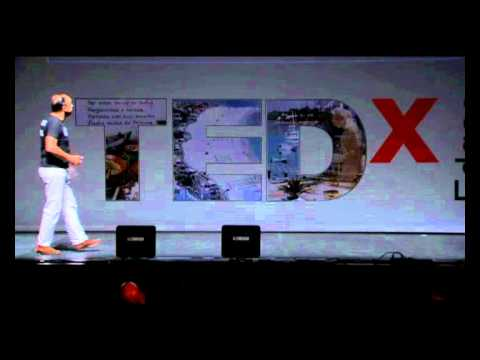 TEDxEdges - Carlos Oliveira Santos - About Open Innovation