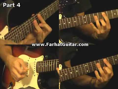 Under the Bridge -RHCP Guitar Cover Full Song www.FarhatGuitar.com