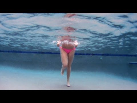 How to Do Water Aerobics Running | Water Aerobic Exercise